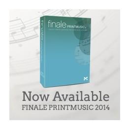 PrintMusic 2014 LabPack (5 Ordenadores)