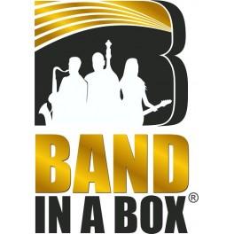 Band-in-a-Box Pro - Windows edición en castellano