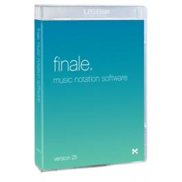 Finale 25 Academico - Descarga